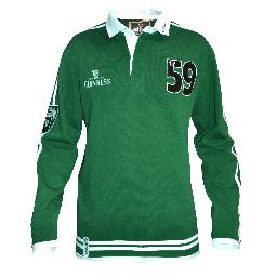 BUY GUINNESS TRADITIONAL GREEN RUGBY JERSEY IN WHOLESALE ONLINE!