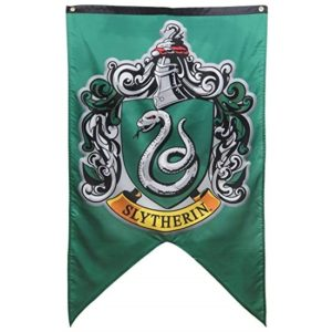 BUY HARRY POTTER SLYTHERIN BANNER IN WHOLESALE ONLINE!