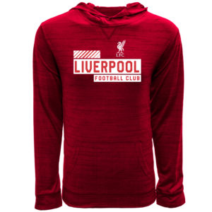 BUY LIVERPOOL LIGHT-WEIGHT TRAINING HOODIE IN WHOLESALE ONLINE