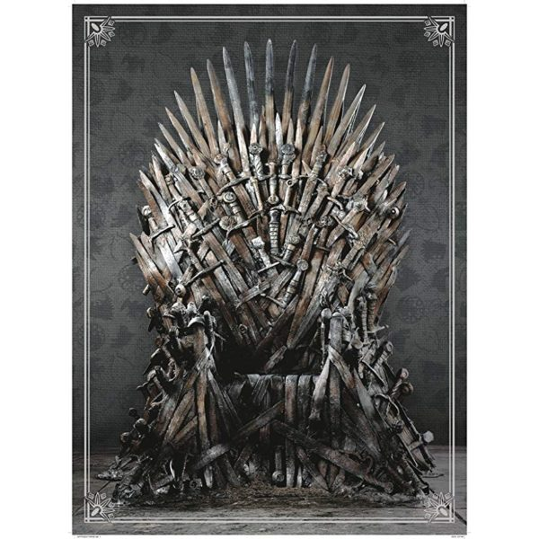 BUY GAME OF THRONES IRON THRONE PUZZLE IN WHOLESALE ONLINE