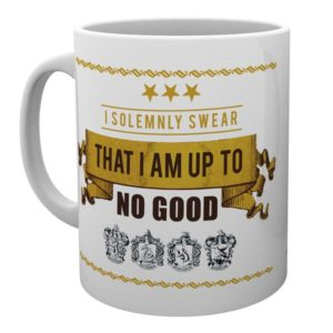 BUY HARRY POTTER SOLEMNLY SWEAR MUG IN WHOLESALE ONLINE