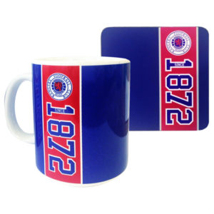 BUY RANGERS MUG COASTER SET IN WHOLESALE ONLINE
