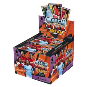 BUY 2018-19 TOPPS MATCH ATTAX EXTRA EPL CARDS BOX IN WHOLESALE ONLINE