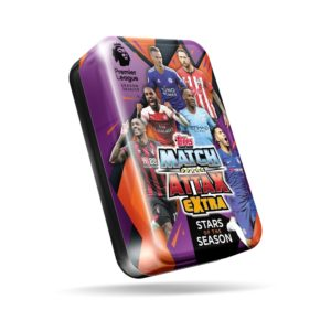 BUY 2018-19 TOPPS MATCH ATTAX EXTRA EPL CARDS MEGA TIN IN WHOLESALE ONLINE