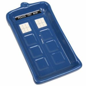 BUY DOCTOR WHO TARDIS TRINKET TRAY IN WHOLESALE ONLINE