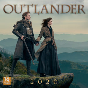 BUY OUTLANDER 2020 WALL CALENDAR IN WHOLESALE ONLINE