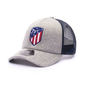 BUY ATLETICO MADRID GRAYLINE TRUCKER BASEBALL HAT IN WHOLESALE ONLINE