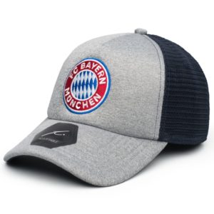 BUY BAYERN MUNICH GRAYLINE TRUCKER BASEBALL HAT IN WHOLESALE ONLINE!