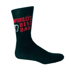 BUY GUINNESS WORLD'S BEST DAD SOCKS IN WHOLESALE ONLINE