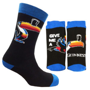 BUY GUINNESS TOUCAN SOCKS IN WHOLESALE ONLINE