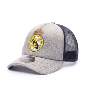BUY REAL MADRID GRAYLINE TRUCKER BASEBALL HAT IN WHOLESALE ONLINE