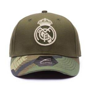 BUY REAL MADRID HALF CAMO BASEBALL HAT IN WHOLESALE ONLINE