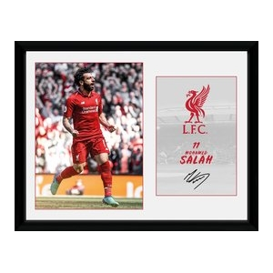 BUY LIVERPOOL MOHAMED SALAH FRAMED PICTURE IN WHOLESALE ONLINE!