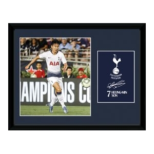BUY TOTTENHAM SON HEUNG-MIN FRAMED PICTURE IN WHOLESALE ONLINE!