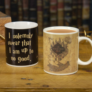 BUY HARRY POTTER MARAUDERS MAP HEAT CHANGE MUG IN WHOLESALE ONLINE