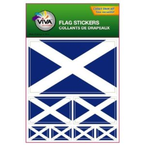 BUY SCOTLAND LION STICKER SHEETS IN WHOLESALE ONLINE