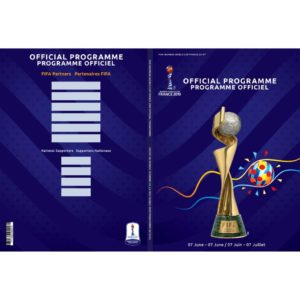 BUY 2019 WOMEN'S WORLD CUP OFFICIAL PROGRAMME IN WHOLESALE ONLINE