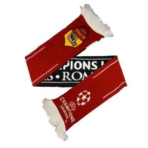 BUY AS ROMA HD JACQUARD SCARF IN WHOLESALE ONLINE