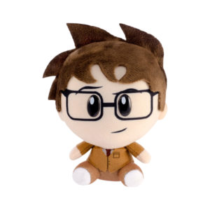 BUY DOCTOR WHO 10TH DOCTOR MINI PLUSH IN WHOLESALE ONLINE