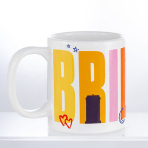 BUY DOCTOR WHO 13TH DOCTOR BRILLIANT MUG IN WHOLESALE ONLINE