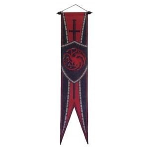 BUY GAME OF THRONES TARGARYEN LONG FELT BANNER IN WHOLESALE ONLINE