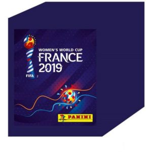 2019 PANINI WOMEN'S WORLD CUP STICKERS