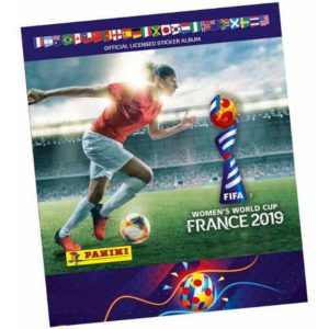 BUY 2019 PANINI WOMEN'S WORLD CUP STICKERS STARTER PACK IN WHOLESALE ONLINE