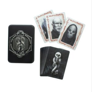 BUY HARRY POTTER DARK ARTS PLAYING CARDS IN WHOLESALE ONLINE