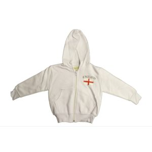 BUY ENGLAND WHITE YOUTH JACKET IN WHOLESALE ONLINE