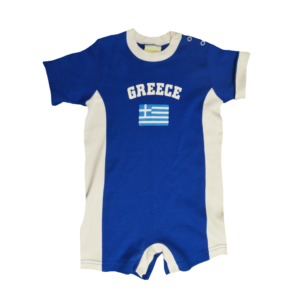 BUY GREECE BABY ROMPER IN WHOLESALE ONLINE