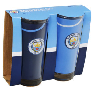 BUY MANCHESTER CITY HIGHBALL GLASSES IN WHOLESALE ONLINE