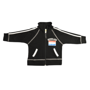 BUY NETHERLANDS BLACK YOUTH JACKET IN WHOLESALE ONLINE