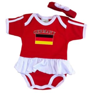BUY GERMANY BABY RUFFLE ONESIE IN WHOLESALE ONLINE