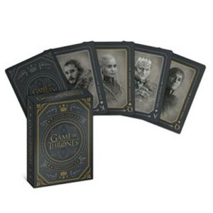 GAME OF THRONES 3RD EDITION PLAYING CARDS