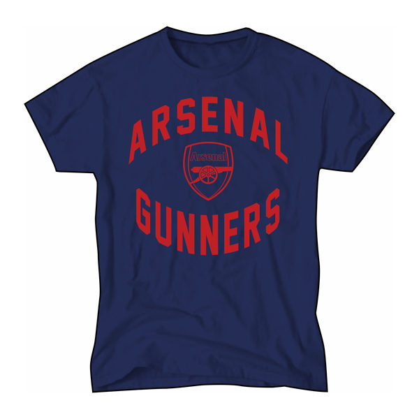 ARSENAL NAVY T-SHIRT