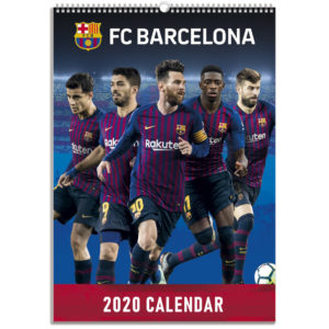 BUY BARCELONA 2020 CALENDAR IN WHOLESALE ONLINE