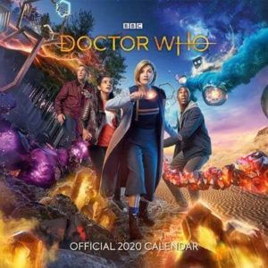 BUY DOCTOR WHO 2020 13TH DOCTOR CALENDAR IN WHOLESALE ONLINE