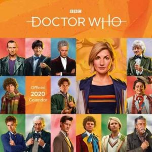 BUY DOCTOR WHO 2020 CLASSIC CALENDAR IN WHOLESALE ONLINE