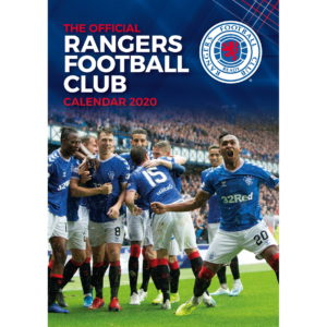 BUY RANGERS 2020 CALENDAR IN WHOLESALE ONLINE