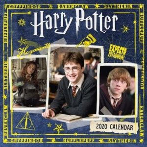 BUY HARRY POTTER 2020 CALENDAR IN WHOLESALE ONLINE
