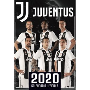 BUY JUVENTUS 2020 CALENDAR IN WHOLESALE ONLINE
