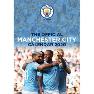 BUY MANCHESTER CITY 2020 CALENDAR IN WHOLESALE ONLINE