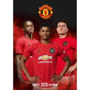 BUY MANCHESTER UNITED 2020 CALENDAR IN WHOLESALE ONLINE