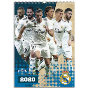 BUY REAL MADRID 2020 CALENDAR IN WHOLESALE ONLINE