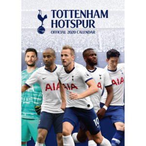 BUY TOTTENHAM 2020 CALENDAR IN WHOLESALE ONLINE