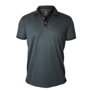 GUINNESS BLACK POLO SHIRT
