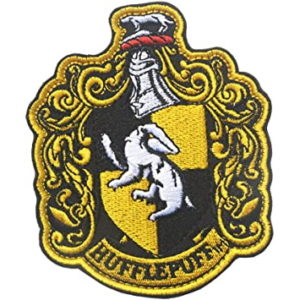 BUY HARRY POTTER HUFFLEPUFF CREST PATCH IN WHOLESALE ONLINE