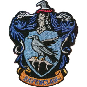 BUY HARRY POTTER RAVENCLAW CREST PATCH IN WHOLESALE ONLINE