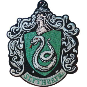 BUY HARRY POTTER SLYTHERIN CREST PATCH IN WHOLESALE ONLINE
