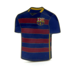BARCELONA HOME JERSEY PIN